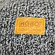 Комплект - шапка и шарф для мальчика, Agbo (Польша), подкладка флис, 1111, фото 6