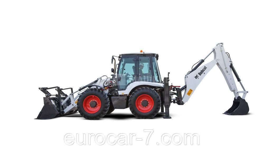 Запчасти на экскаватор (погрузчик) Bobcat B750