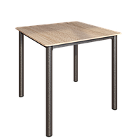 Стол для кафе ОСКАР (800*800*750h) , фото 1