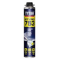 Піна-клей д/ППС TYTAN STYRO 753 Pro, 750мл