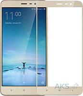 Защитное стекло TOTO 2.5D Full Cover Xiaomi Redmi 3, Redmi 3S, Redmi 3 Pro Rose Gold