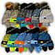 ОПТ Детский комплект - шапка и шарф для мальчика, Agbo (Польша), подкладка SUPERWORM, 1266 (5шт/набор), фото 5