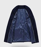 Мужское шерстяное весеннее пальто. Модель 6343, фото 5