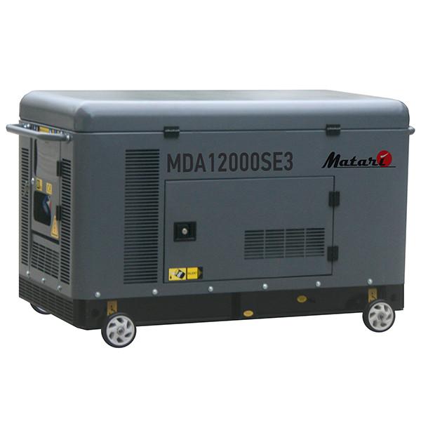 Генератор дизельный Matari MDA12000SE3-ATS (10кВт)