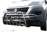 Кенгурятник для Fiat Ducato 2015-...,  Турция