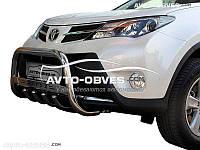 Кенгурятник для Toyota Rav-4 2013-2016, Турция