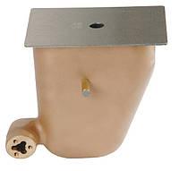 Механический контроль уровня воды, глубина 240 мм, бронза, для скиммеров 1252020 и 1262020