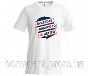 T-Shirt Kettlebell polo Feher S size BioTech