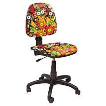 Дитячі компютерні стільці без підлокотників