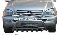 Кенгурятник для Mercedes-Benz ML163, Турция