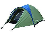 Палатка кемпинговая Forest 3 Green