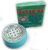 Знаменитая тайская зубная паста 5 STAR 5A /