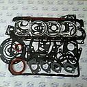 Набор прокладок для ремонта двигателя Д-240 трактор МТЗ Премиум (корпусные прокладки кожкартон TEXON), фото 4