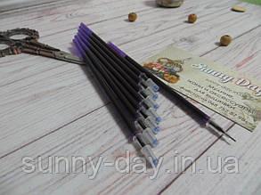 Стержень для разметки канвы фиолетовый, 0,5мм
