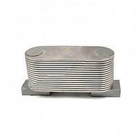 Радиатор масляный, теплообменник CUMMINS K19 (3804934)
