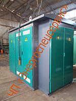Подстанция проходная киоскового типа КТП-2-100