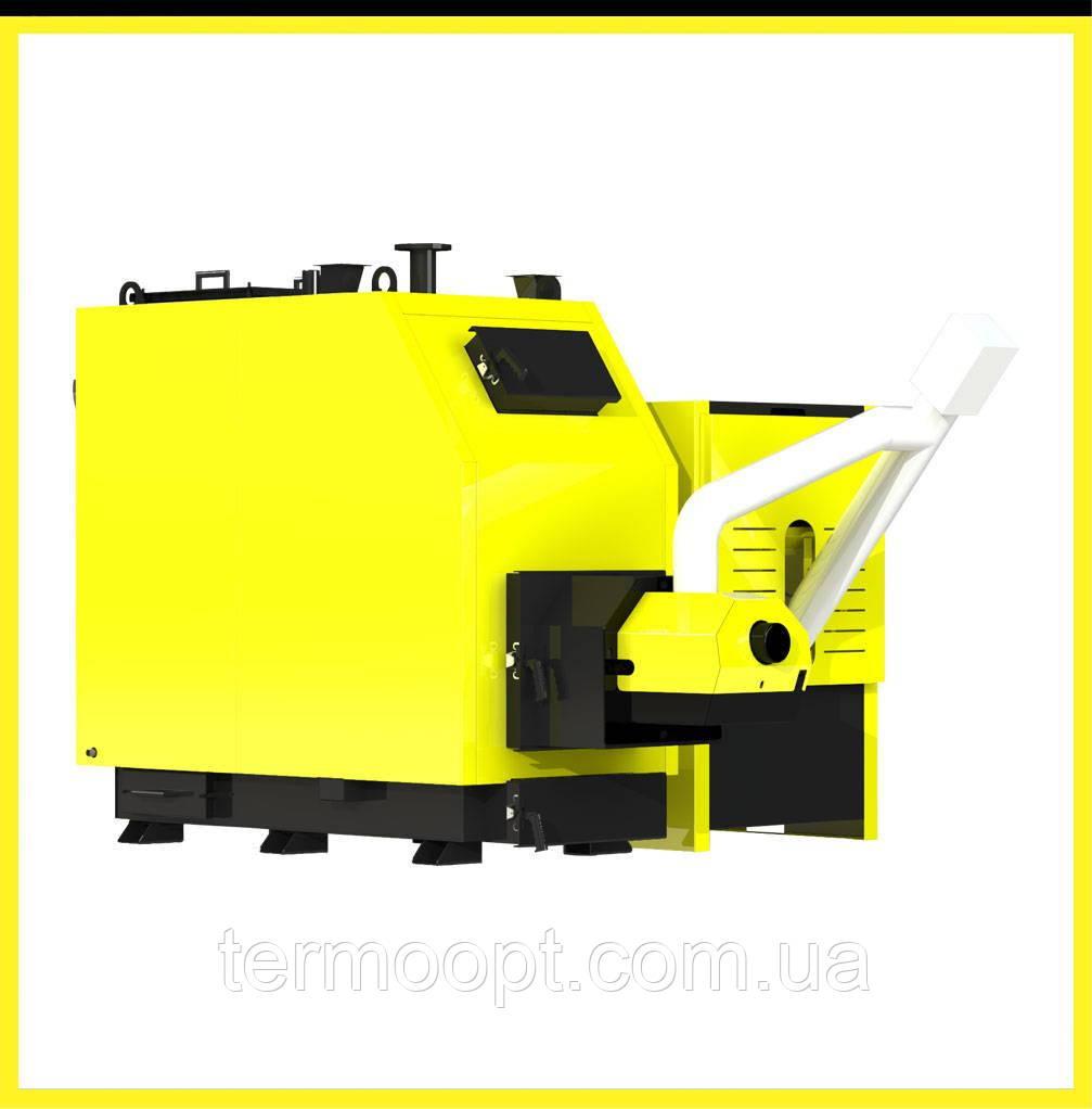 Промышленный пеллетный котел KRONAS PROM-PELLETS 400 кВт c горелкой Oxi Ceramic