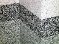 Декоративная крошка белая Каррара ,07-1,2 мм