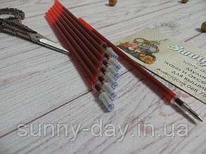 Стрижень для розмітки канви червоний 0,7 мм