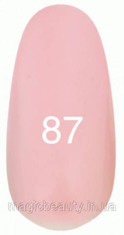 Гель-лак Kodi Professional7мл, № 87