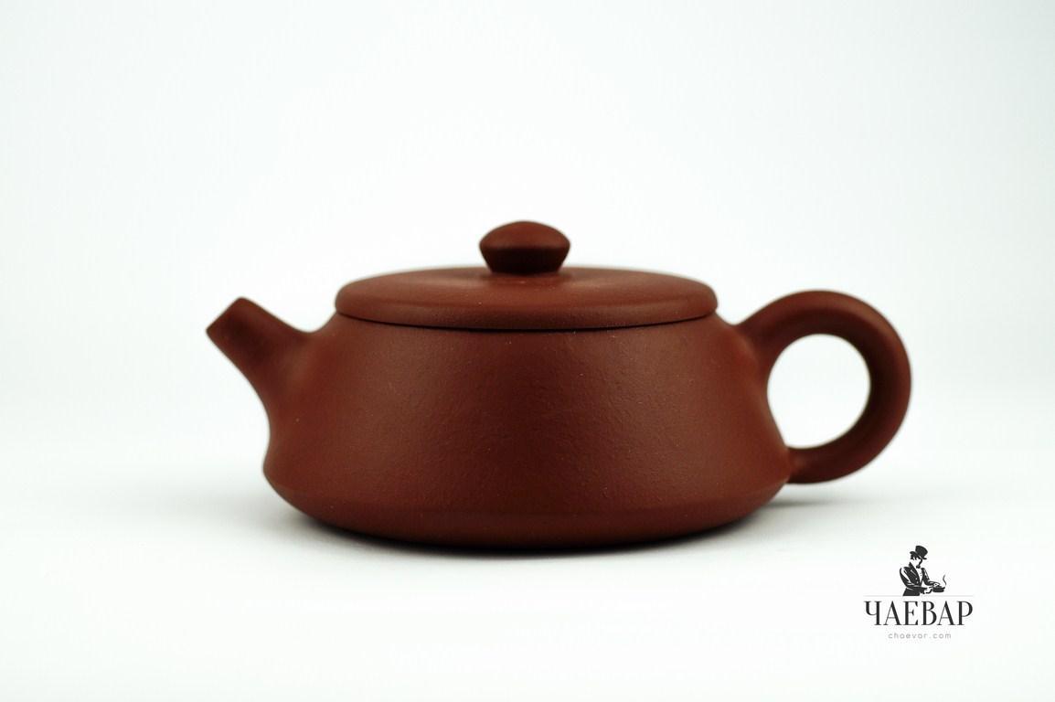 Чайник, исинская глина К6, 180мл