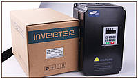 Инвертор 3,7 KW 220-250V. Частотник. Для шпинделя ЧПУ
