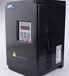 Інвертор 3,7 KW 220-250V. Частотники. Для шпинделя ЧПУ, фото 2