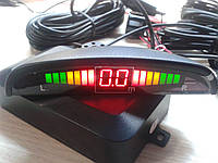 Парктроник с LED дисплеем(4 датчика)