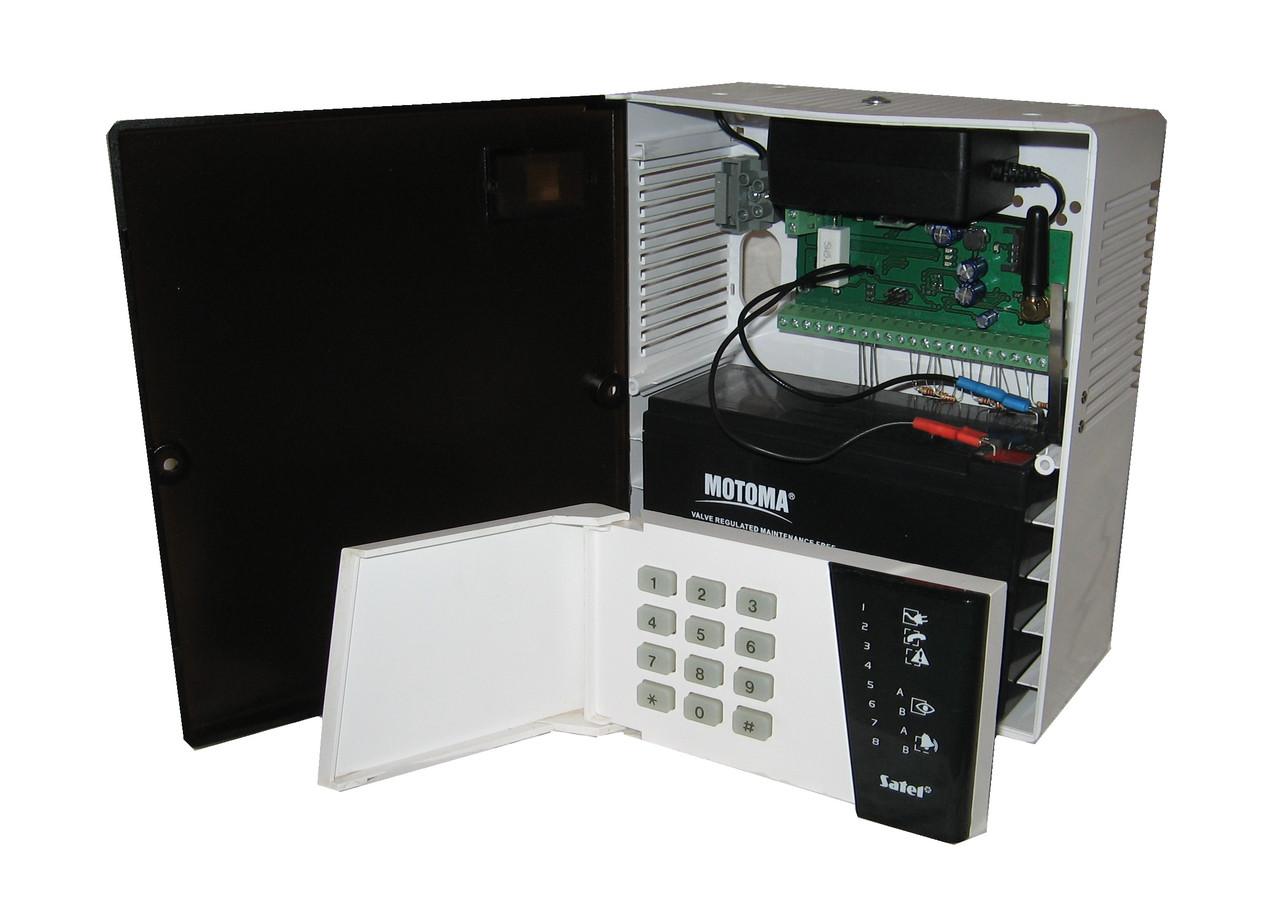 Приемно контрольный прибор xgsm ППК охраны объекта цена грн  Приемно контрольный прибор xgsm ППК охраны объекта ТПК РЭА КИП в