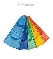 Короткие ласты с закрытой пяткой для плавания Head Soft