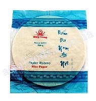 Бумага рисовая для жарки немов BAN DA NEM HA NOI 80 листов(+/-5шт) 22см Hiep Long 500 г