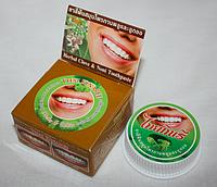 Отбеливающая зубная паста Thai Kinaree на основе Нони