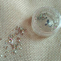 Стразы ss 4 Crystal, хамелион, 100 шт, фото 1