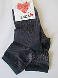 Хлопковые носки в мелкий узор., фото 2