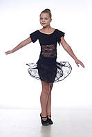 Тренировочная юбка латина для девочки