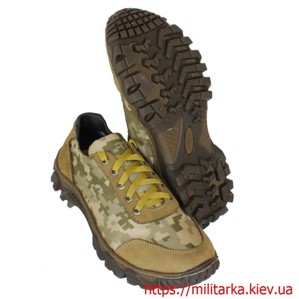 Милитарка™ кроссовки AIR+ украинский пиксель ММ-14