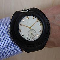 Искра карманные механические часы СССР, фото 1