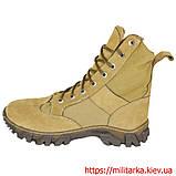 Милитарка™ ботинки летние Кочевник койот, фото 3