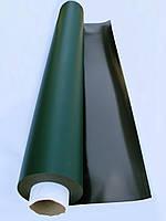 Магнітний лист з зеленим грифельным покриттям 1м х 1,20 м