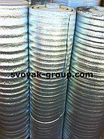 Вспененный полиэтилен 2 мм,1х50 м. фольгированный