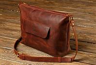 Женская кожаная сумка Мэген | BB-900265