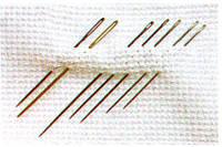 Иглы для вышивки