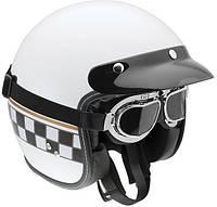 Мотошлем AGV RP60 Cafe Racer белый XS