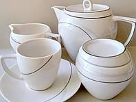 Сервиз чайный на 12 персон Via Latte Премьера