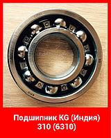 Шариковый радиальный подшипник однорядный 6310 2RS KG