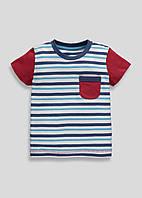 Футболка детская с карманом для мальчика 2-3 и 3-4 года Matalan