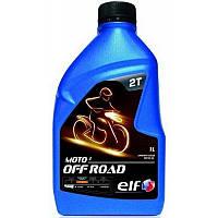 Моторное масло Elf Moto 2 Road 1 л