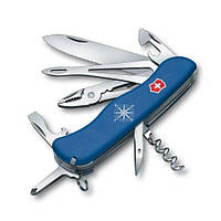 0.9093.2W Нож Victorinox Skipper синий