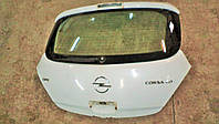 Крышка багажника Opel Corsa D 2006 г.в. + стекло, 5128454, 13266303, 0126147, 0162835, 5162359