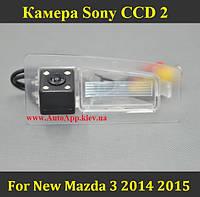 Камера заднего вида Mazda 3 2014 2015 Sedan, Mazda Axela , фото 1